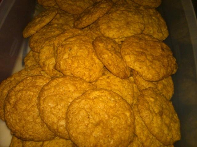 Buffalo Chip Cookies