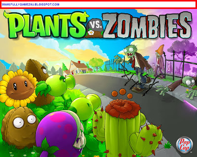 Download Plants Vs Zombies Game