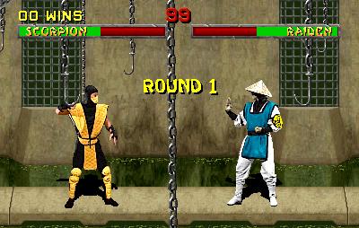 MK2 Arcade