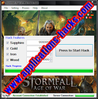 Stormfall: Age Of War Cheats and Hack