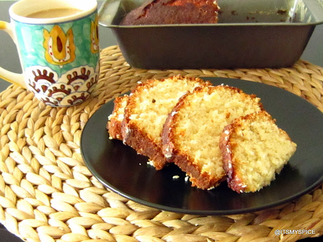 coconut cake- mix,poand bake dessicated coconut cake