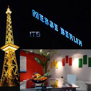 Messe Berlin, Messeturm, ITB, Turm, Hotels
