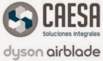 Dyson Airblade de Mexico.