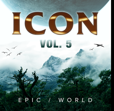 Trailer Music ICON VOL 5 EPIC WORLD