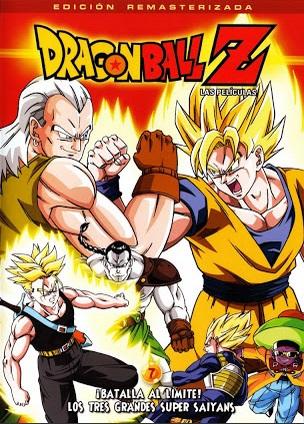 La pelea de los 3 Saiyajin
