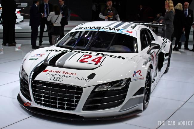Geneva Motor Show 2013 Gallery: Audi