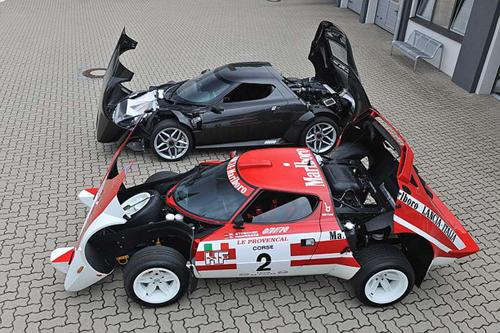 stratos cars