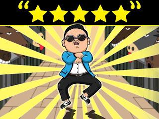 gangnam style gif facebook