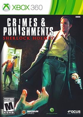 SHERLOCK Download   Jogo Sherlock Holmes: Crimes and Punishments XBOX360   COMPLEX