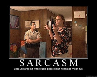 Sarcasm