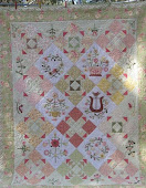 The Aunt&#39;s quilt