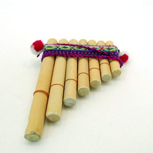 Bamboo Pan Flute7