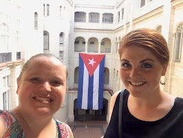 Two Women, Six Days--in Havana, Cuba