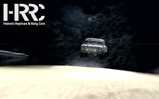 Mod Historic Replicas Rally para rFactor
