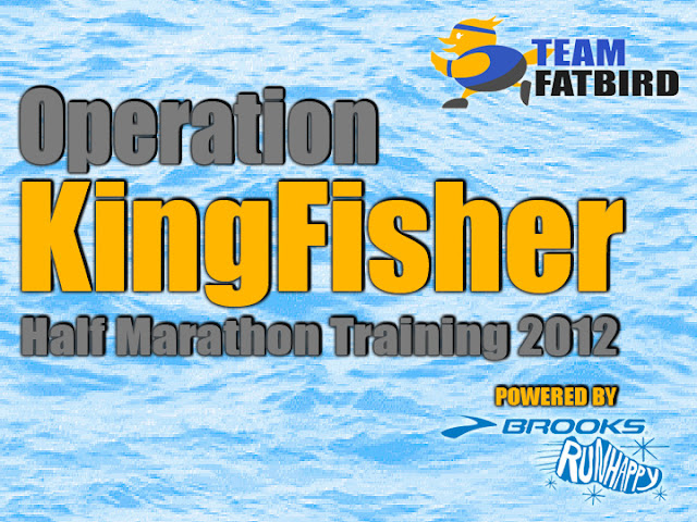 Operation Kingfisher 2012: Rev The Engines!