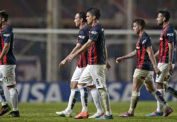Campanha Argentina na Libertadores resumida em improbabilidade