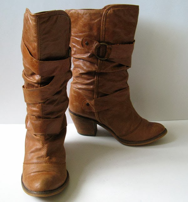 Beautiful Home  Women  SALE  Boots  Women39s Tall Brown Leather Boots