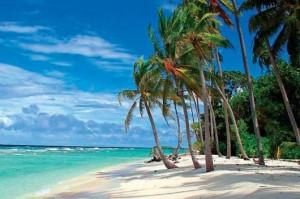 caribe viaje invierno: