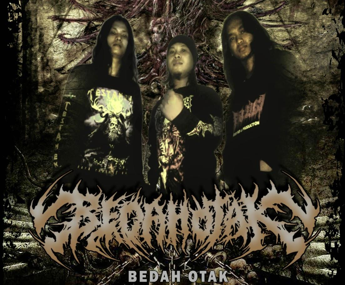 Bedah Otak Band Brutal Death Metal Cilacap - Jawa Tengah foto logo wallpaper