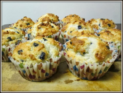 Healthy Muffins