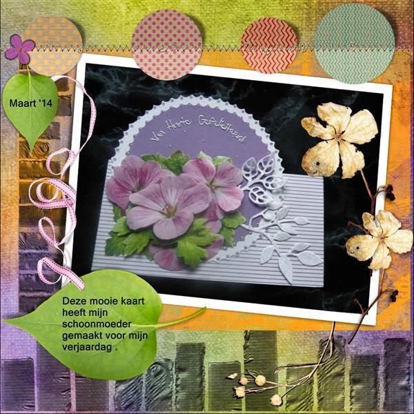 HSA - Create Art 2e lo Kaart