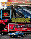 Win this Shelby Cobra
