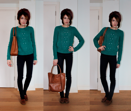 Emerald Knit