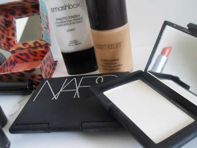 NARS Albatross and bronzer
