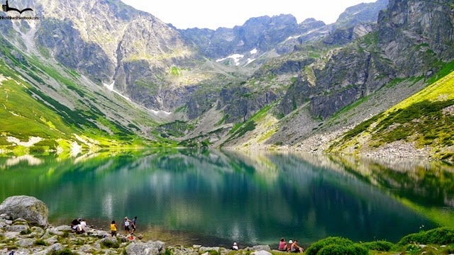 Hiking in the Tatra Mountains in Poland
