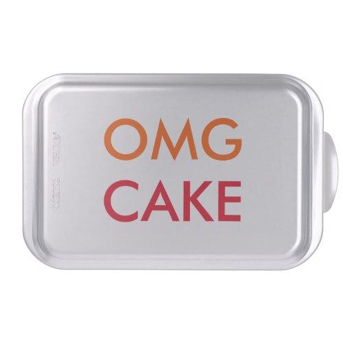 OMG Cake | Funny Cake Pan