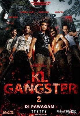 KL Gangster 2 2013 poster