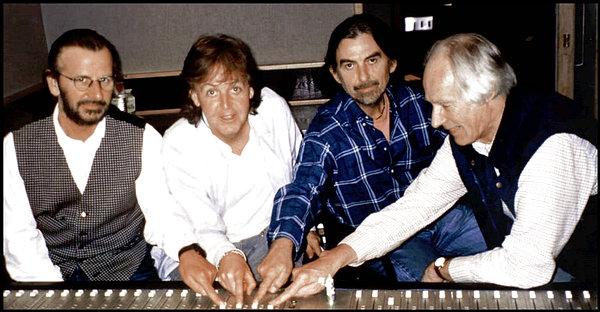 George Harrison Threetles