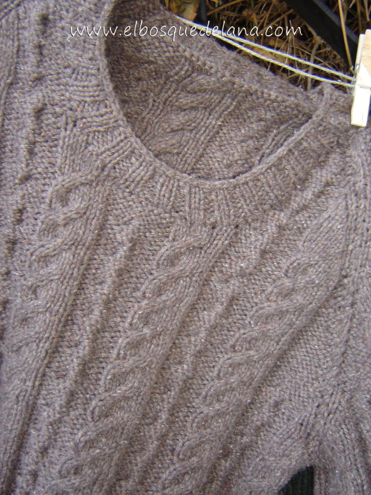 El bosque de lana colecci n mujer - Lana gorda para mantas ...