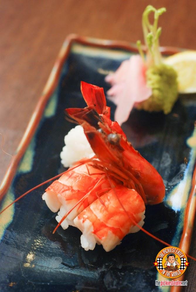 Ushi Ebi Sushi