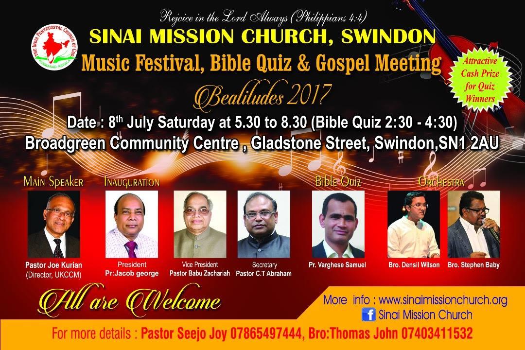 Sinai Mission Church