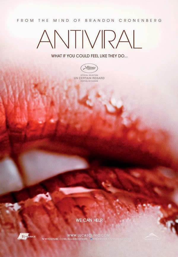 Antiviral – Legendado (2012)