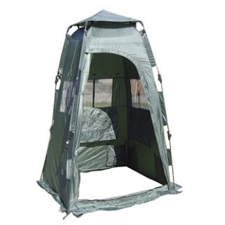 BigFire Camping Gear Reviews Blog: Travel John Privacy Tent