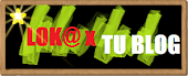 "Premio ""Lok@ X Tu Blog"""