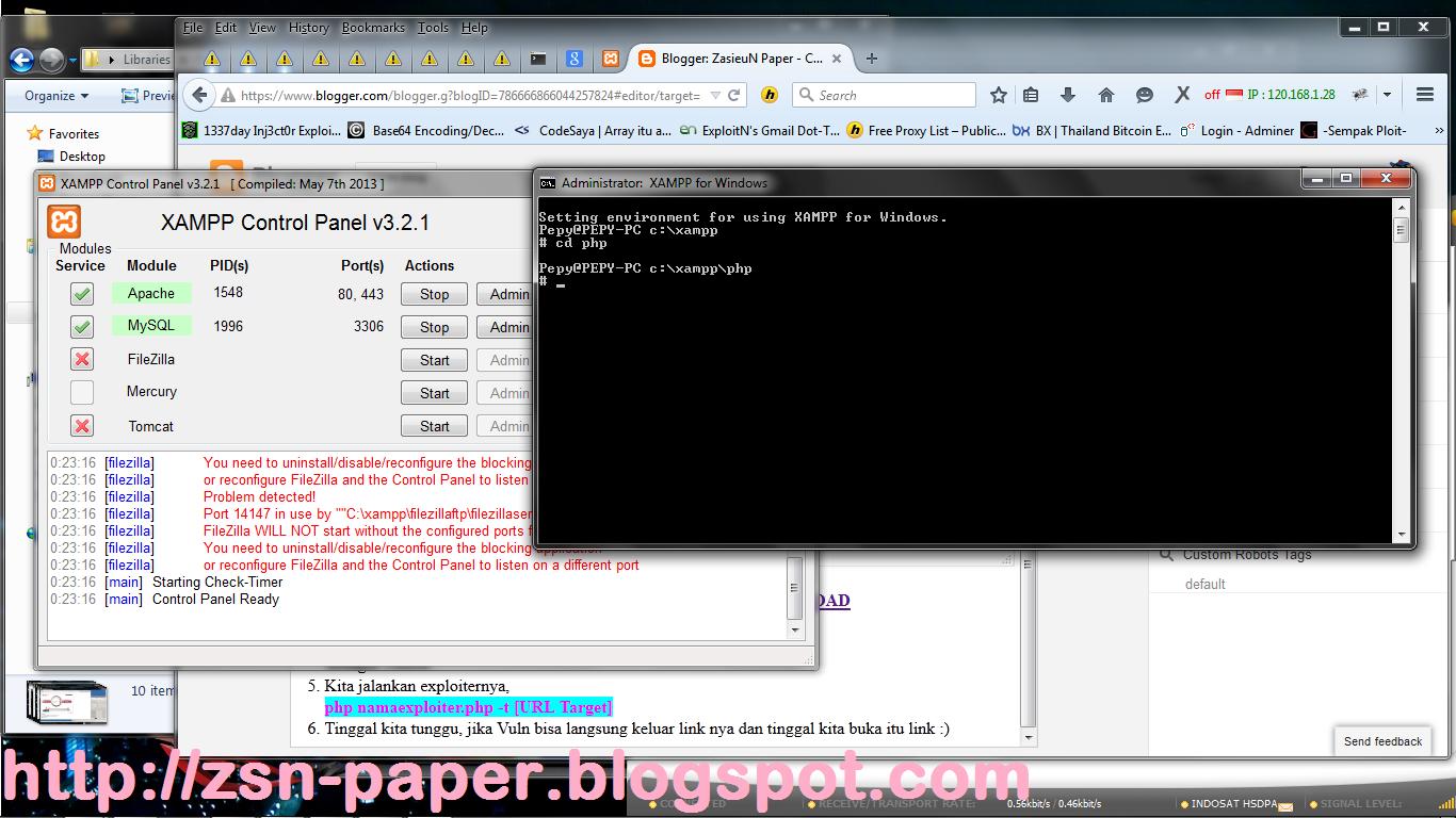 Exploit 0Day RevSlider ( Wordpress ) - ZsN Paper