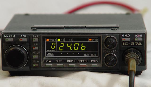 Icom IC-37 mobil