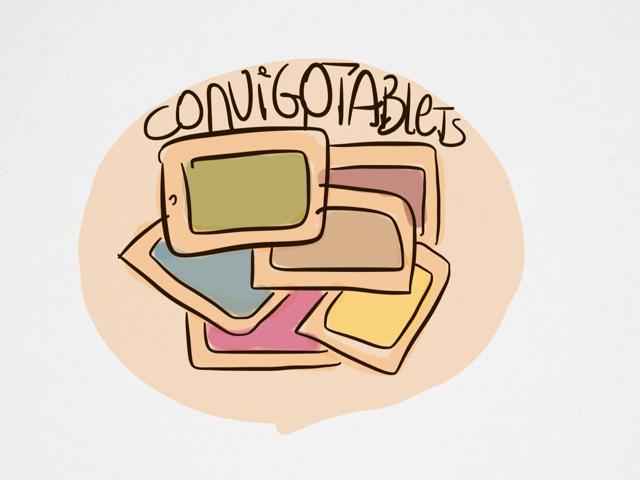 Participo Fase 1: ConVigoTablets