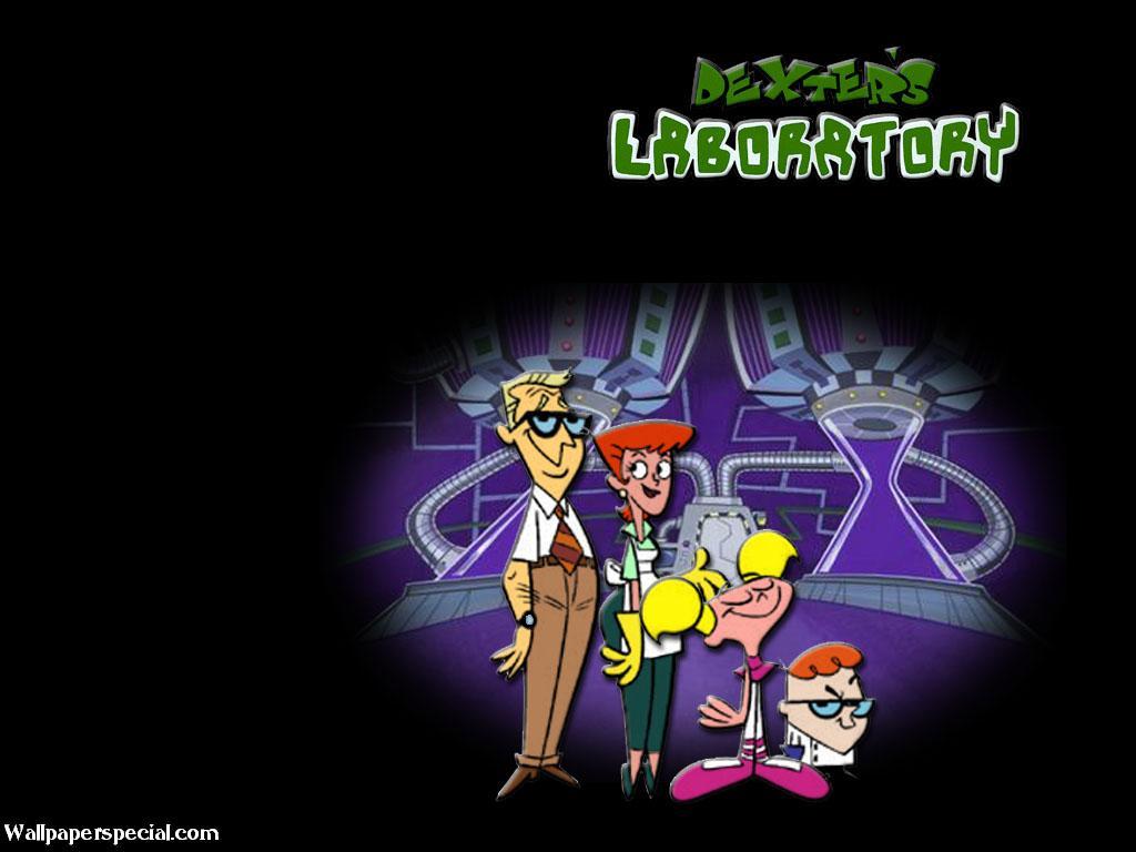 Dexters Laboratory Cartoon Picture
