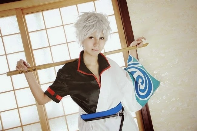 gintoki cosplay - photo #47