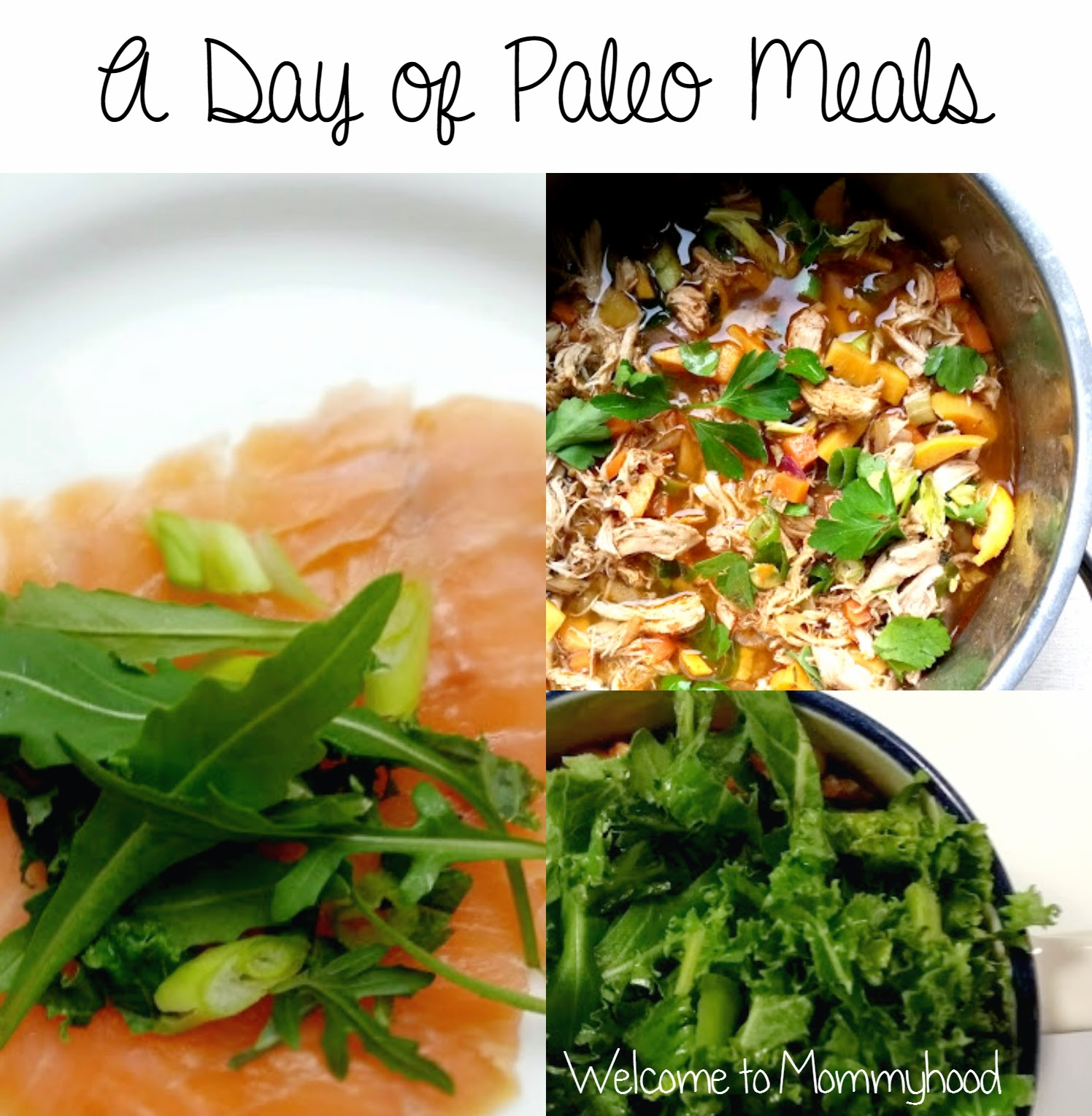 A paleo day of meals: What I Ate Wednesday {Welcome to Mommyhood} #paleo