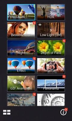 Fitur Low Light Mode Asus Zenfone 4
