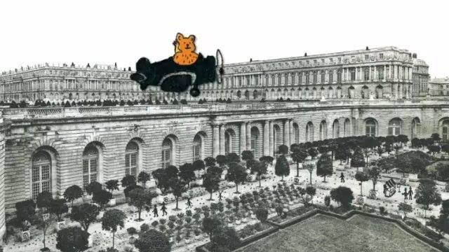 diario oso paris