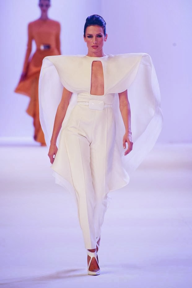 Tata jazz blog st phane rolland spring 2014 paris haute for Couture vs haute couture