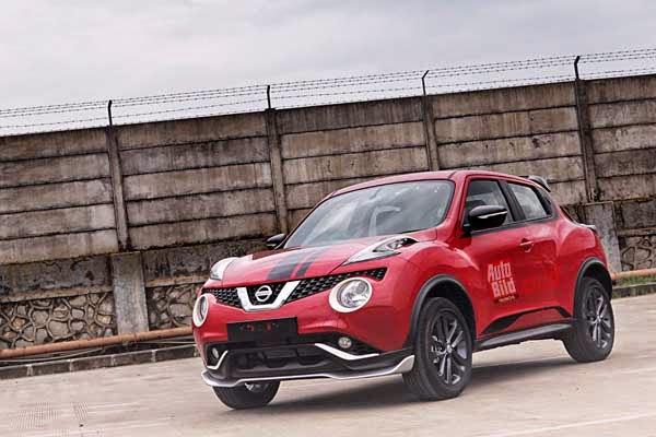 Mei 2015 juke vs hrv for Nissan juke vs honda hrv