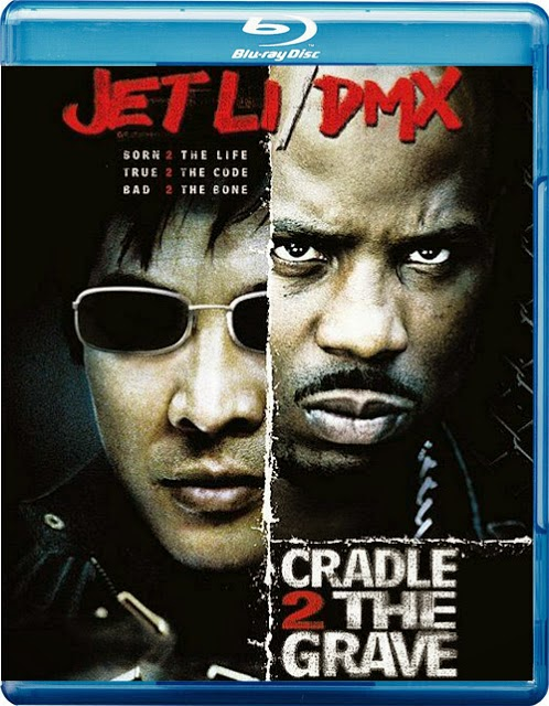 Cradle 2 the Grave 2003 BRRip Dual Audio Hindi Dubbed 300MB
