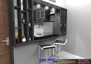 KITCHEN SET & MINI BAR , Sariwangi